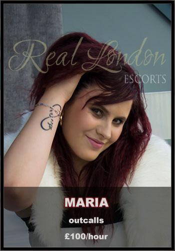 london escort maria