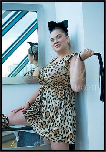 model zara busty escort in london