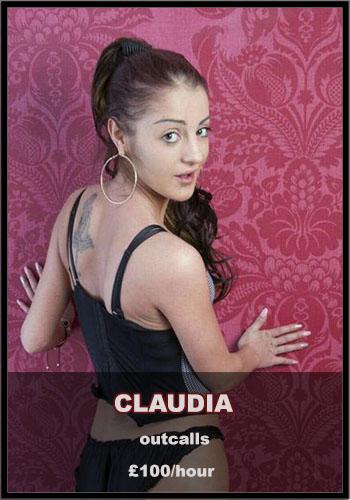 skiny escort claudia