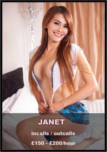 sexy escort janet