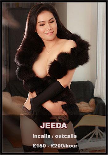 sexy jeeda escort