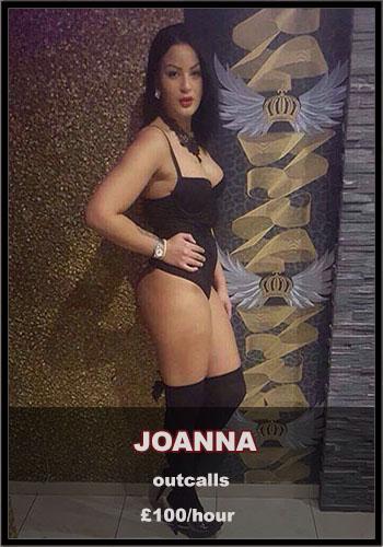 sexy escort joanna