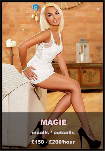 magie blonde escorts
