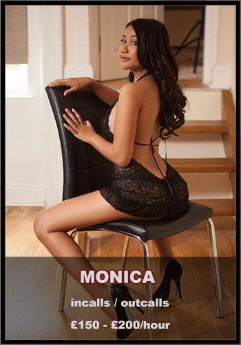 monica sexy escort