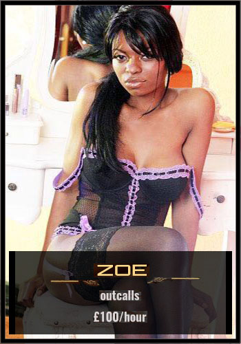 zoe ebony escorts